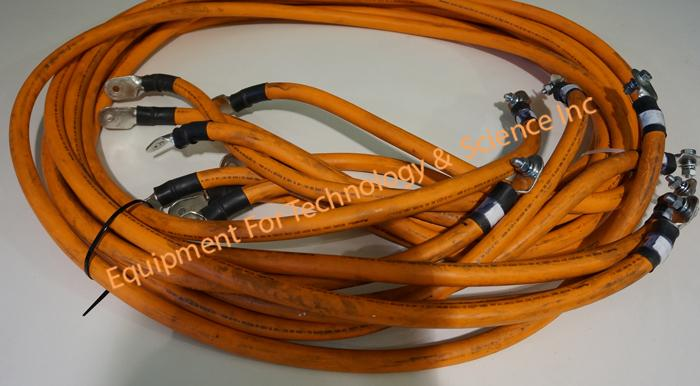 Image of Amada-Miyachi-power-cables-AWG4 by EquipX Inc.