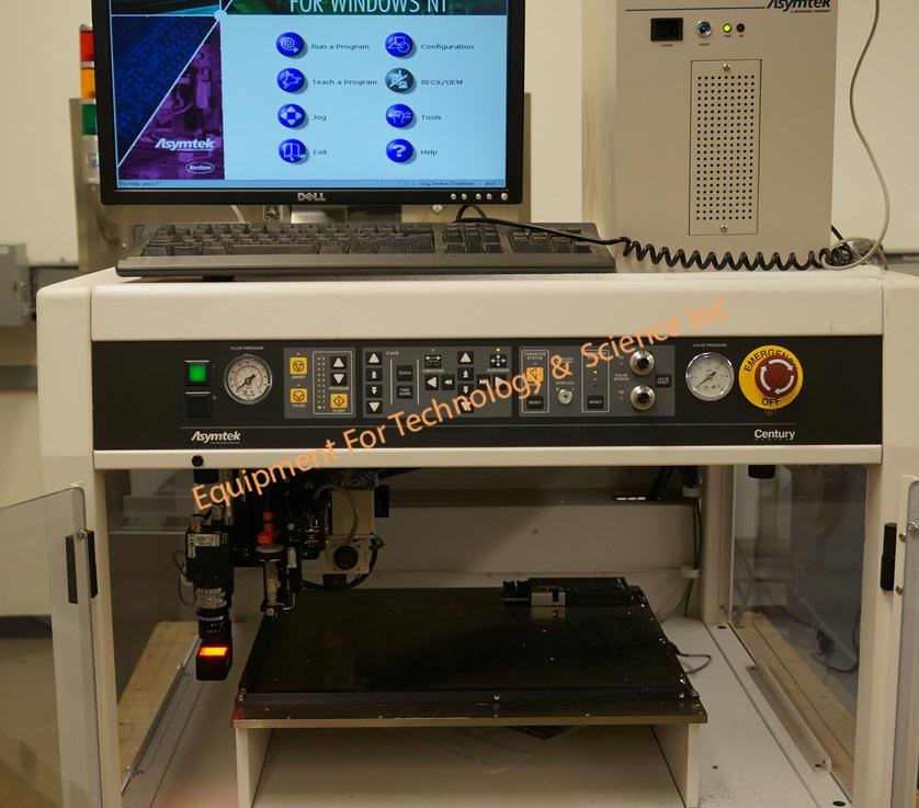 Nordson Asymtek Century C-708 Fluid Dispensing System
