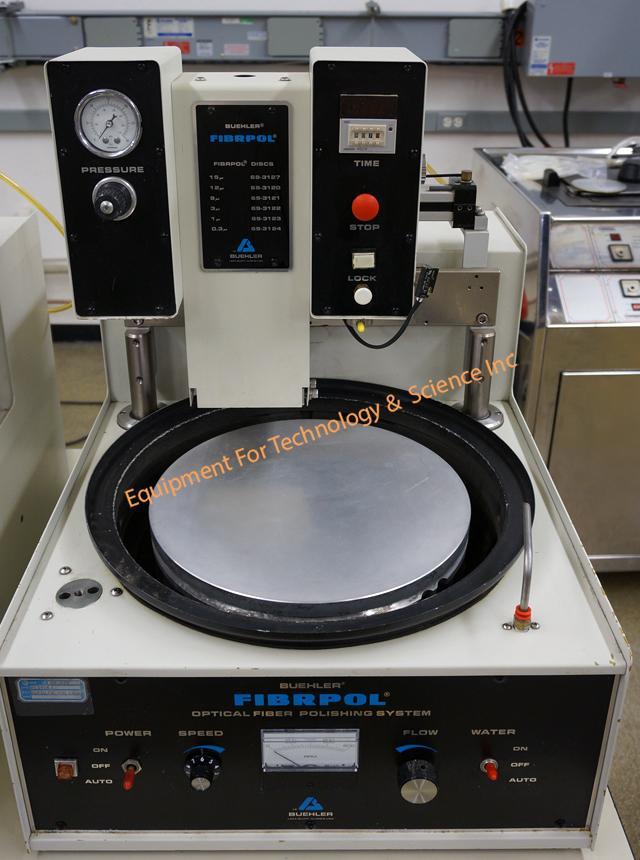 Buehler Fibrpol Optical Fiber Polisher