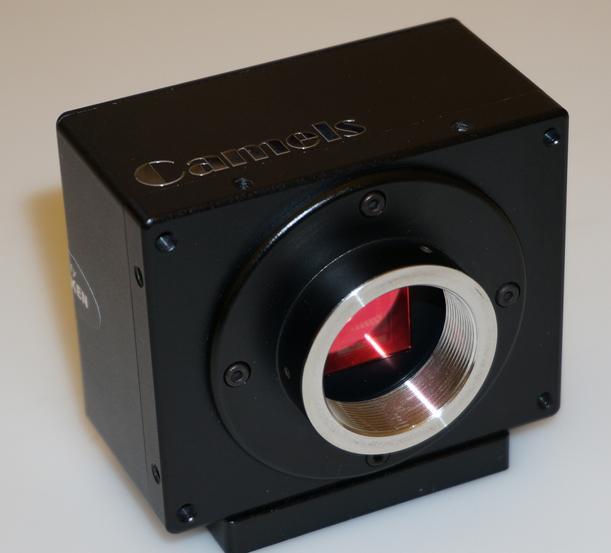 Camels NexShot 2C 1.3mp C-mount color camera