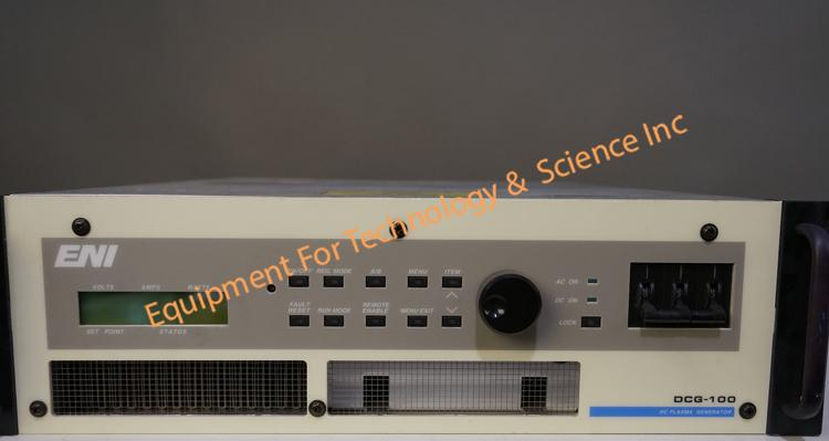 ENI DCG-100 10kw DC Power Supply