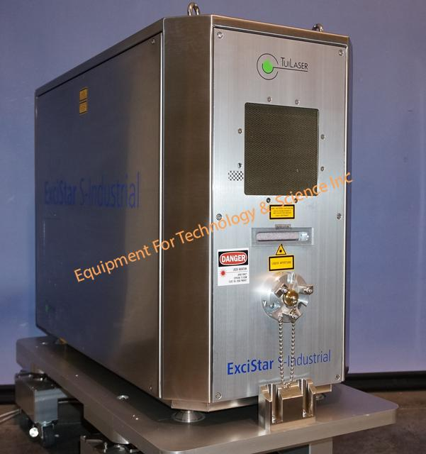 Tuilaser ExciStar S-Industrial Excimer Laser 157nm/F2