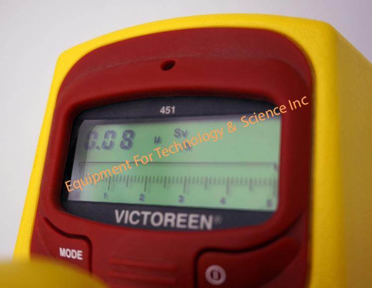 <br /> <b>Notice</b>:  Undefined index: alt in <b>/home/equiptec/public_html/addon-domains/equipx.net/themes/equip/template/product/products.php</b> on line <b>84</b><br /> Fluke Biomedical-Victoreen 451P ion chamber survey meter with dose equivalent chamber