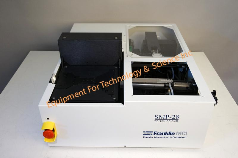 Nanotronics Automation (Franklin Mechanical) SMP-28 wafer handler for 50mm to 200mm wafers