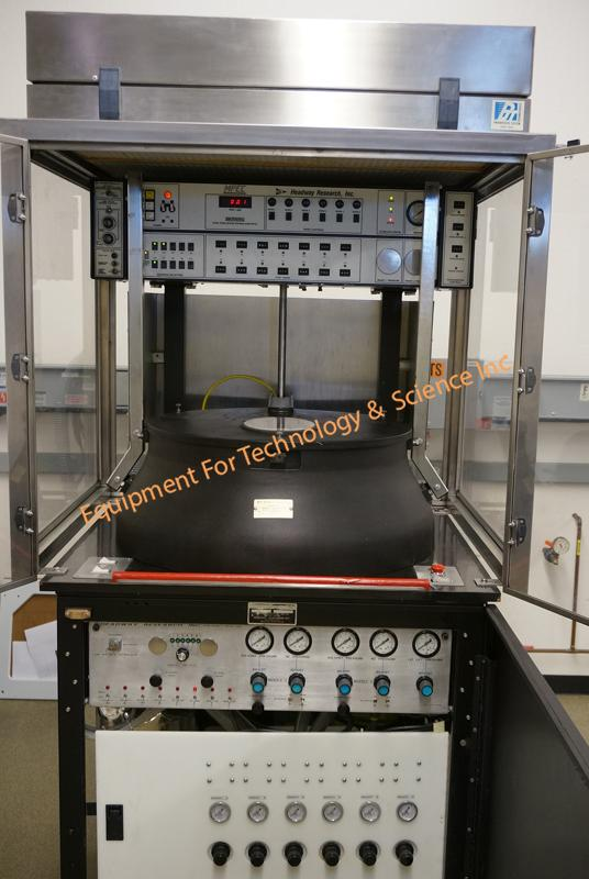 Headway LS510 MII SPL Large Substrate Photoresist Coater