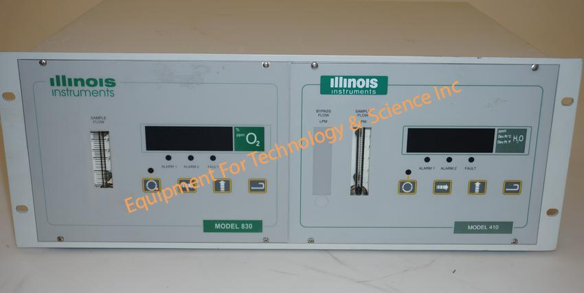 Illinois 830/410 Oxygen Monitor