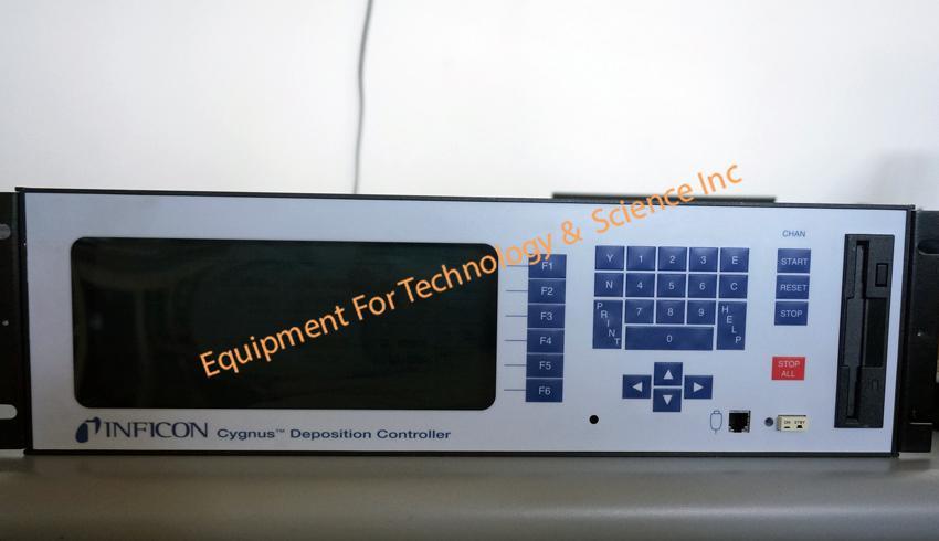 Inficon Cygnus ODC5 deposition controller