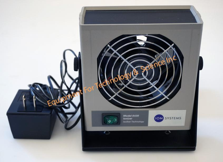 ion systems 6430 ionizing air blower