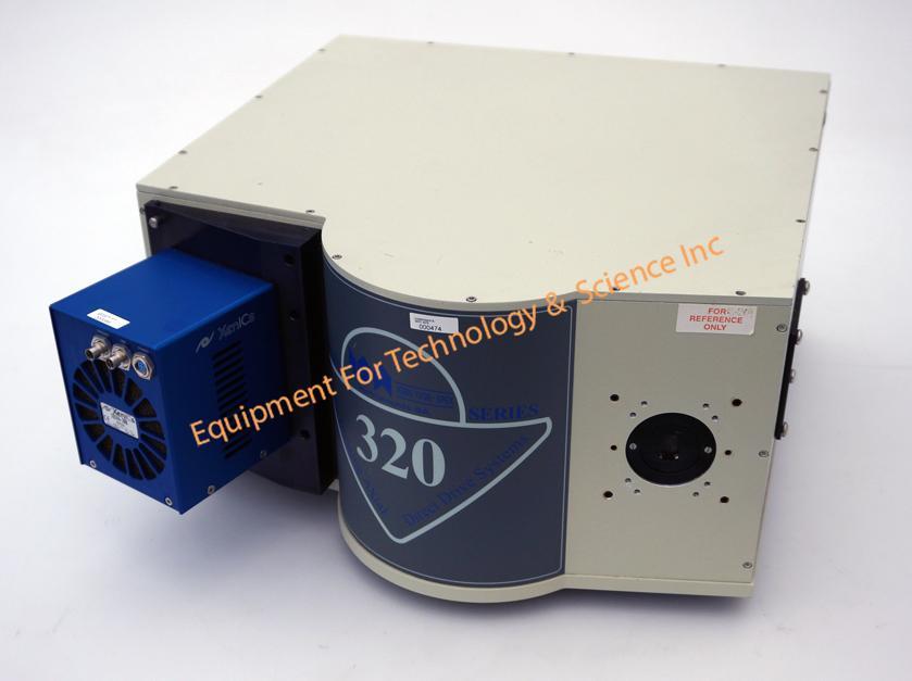 Horiba Triax 320 Monochromator with triple grating turret and optional XENICs 0.7-1.3u IR camera