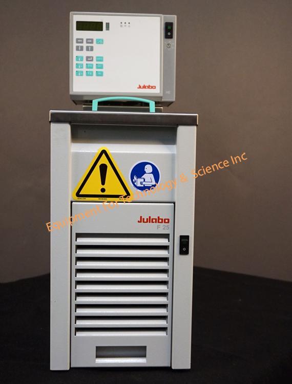 Julabo F25-HE recirculator Temp range -28C to 200C