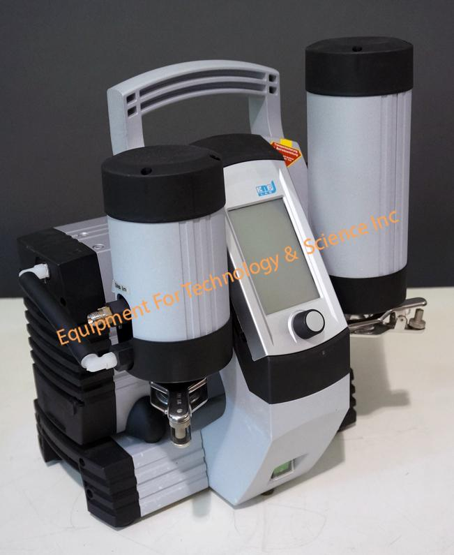 KNF SC920 vacuum pumping system w/ wireless control
