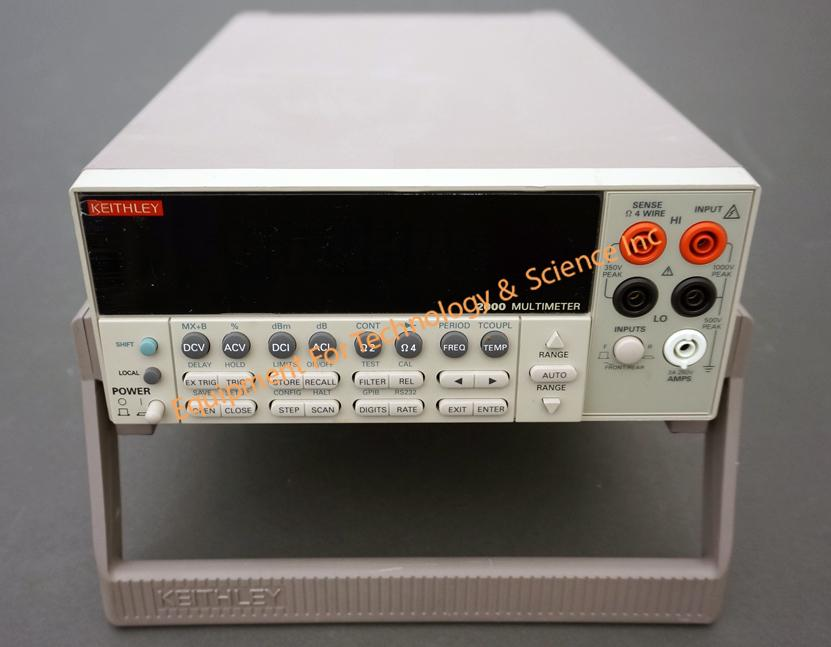 Keithley 2000 multimeter