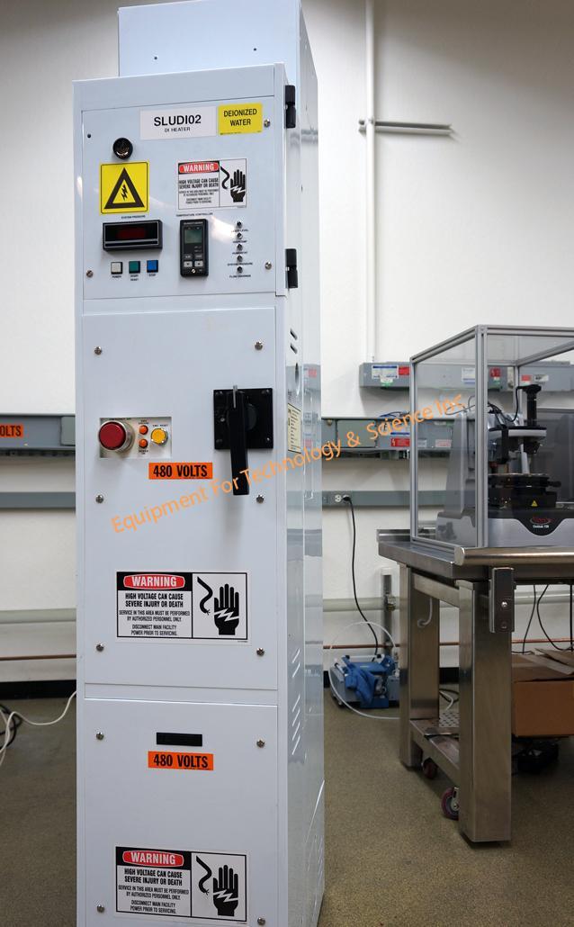 Lufran 065-CE-480-100-U-CE 65KW DI Water Heater