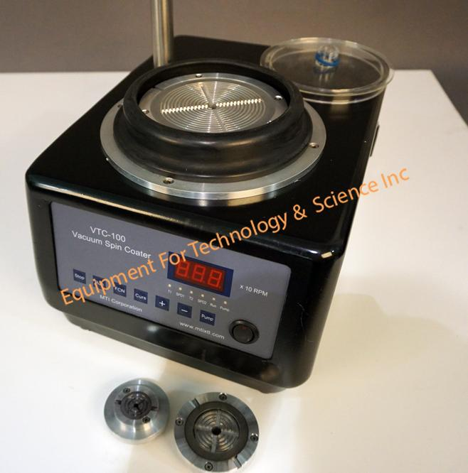 MTI VTC-100 spin coater