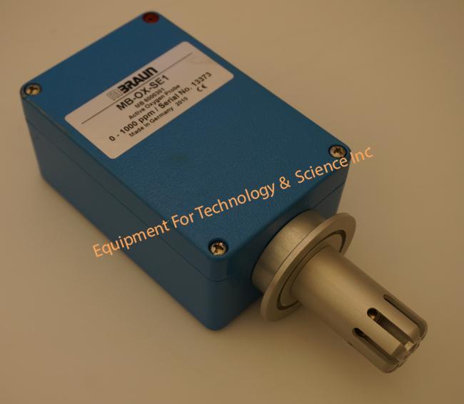 mBraun MB-OX-SE1 0-1000ppm oxygen monitor, 2010