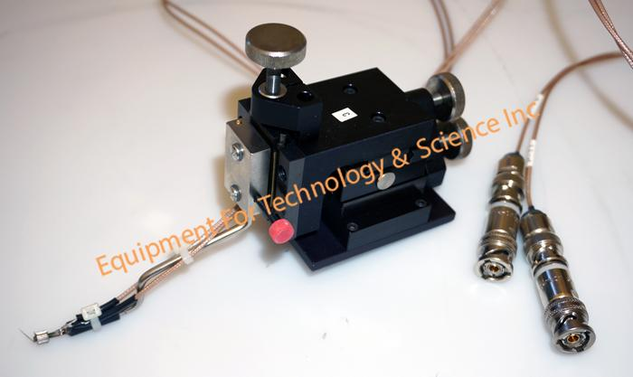 Micromanipulator 500MT positioner with magnetic base