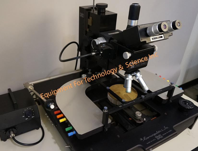 Image of Micromanipulator-6100 by EquipX Inc.