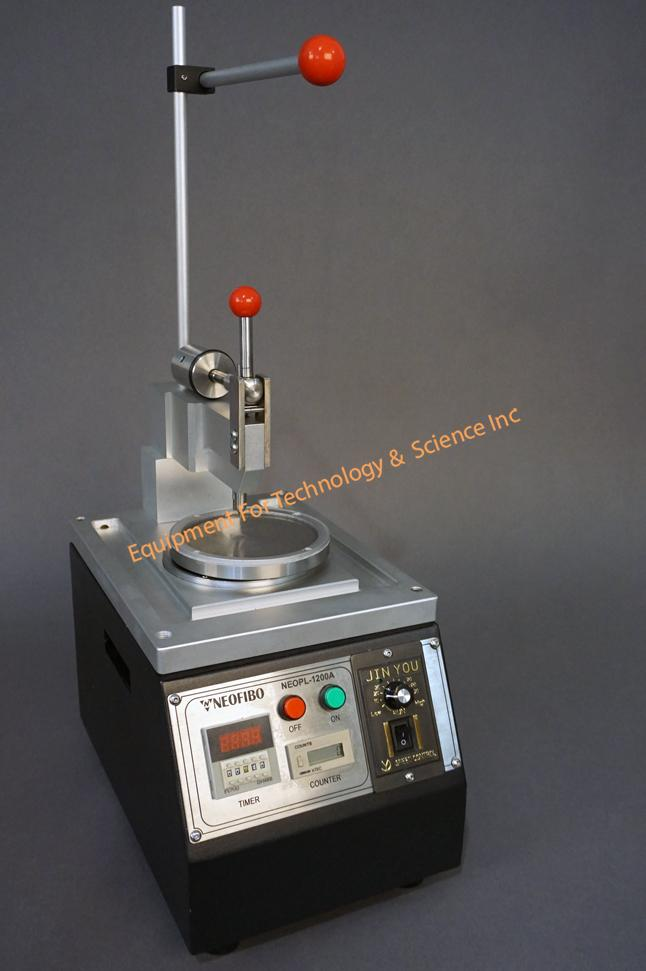 Neofibo NEOPL-1200A optical fiber polisher
