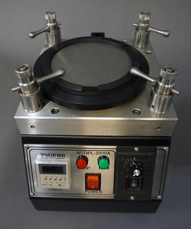 Neofibo NEOPL-2000A optical fiber polisher