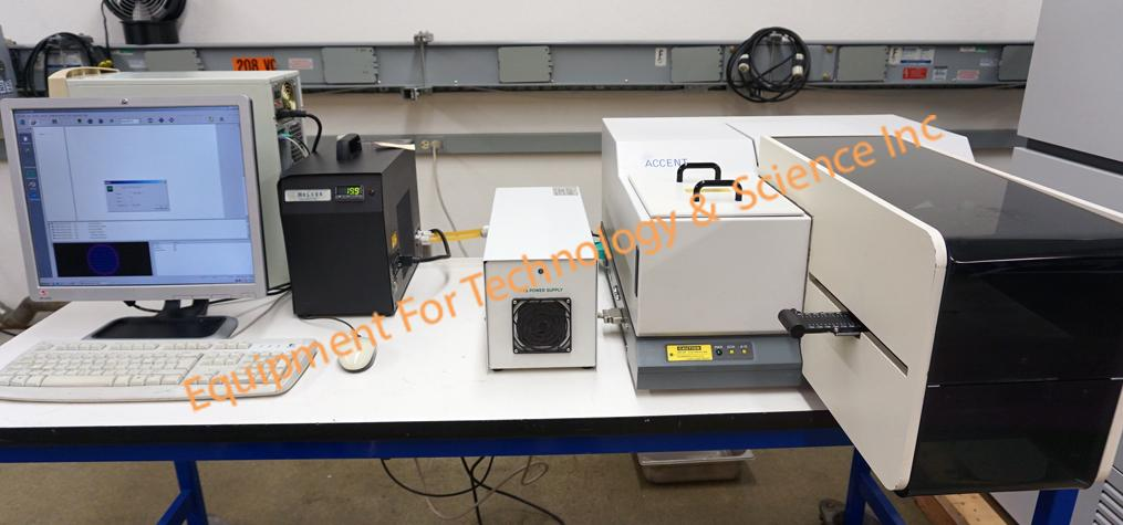 Nanometrics Accent QS1200 FTIR metrology (2008)