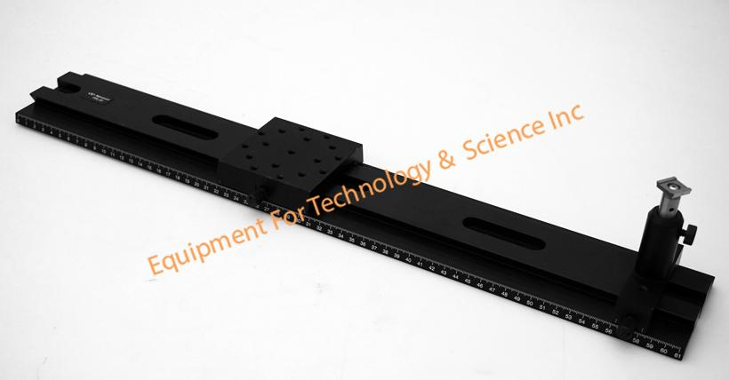 Newport PRL-24 rail with PRC-3 rail carrier and PRC-1 post holder