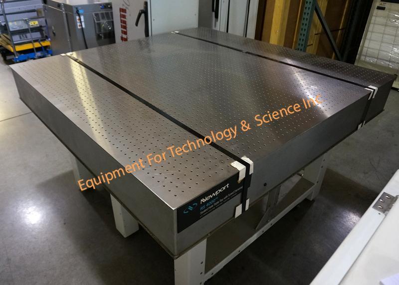 Newport RS-4000 59x59x8 Breadboard on isolation base