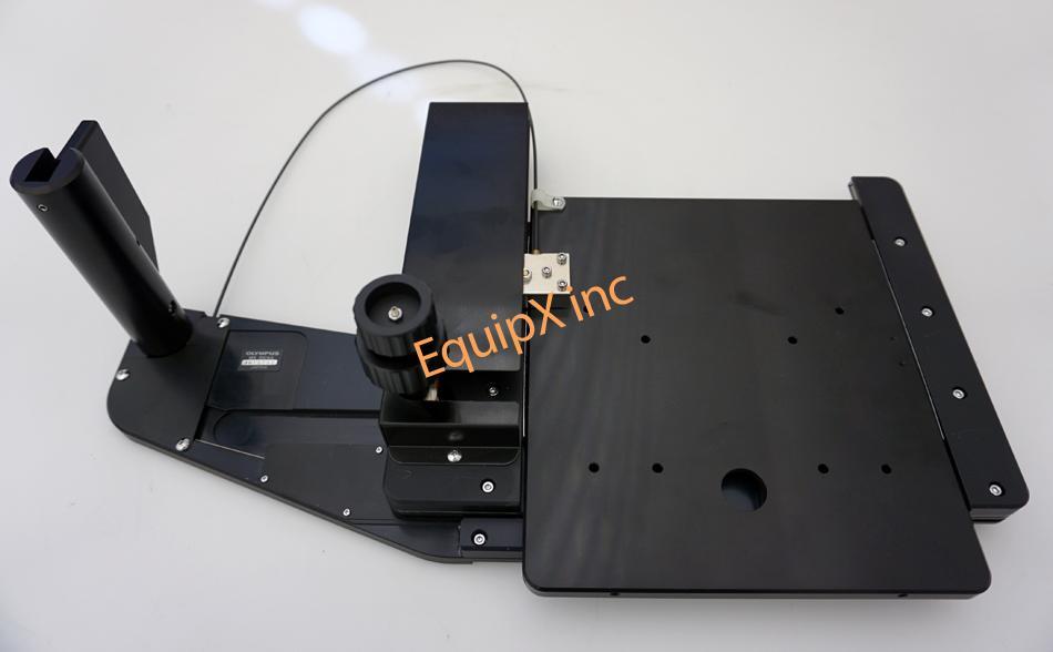 Olympus MXSIC6A 6x6 manual stage