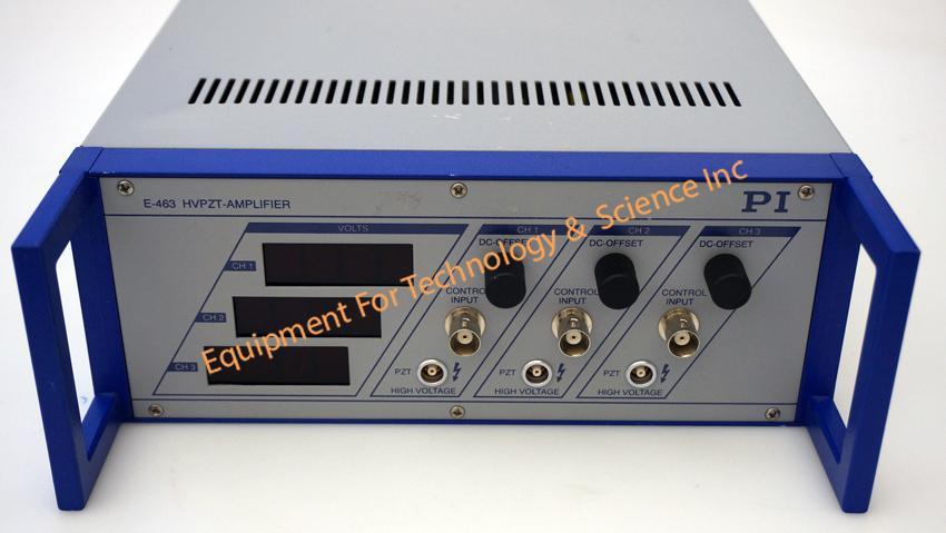 PI Physik E-463.00 HVPZT Amplifier, 1500V