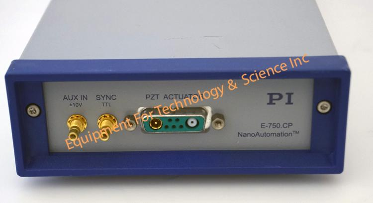 PI Physik E-750.CP Fiberlink interface