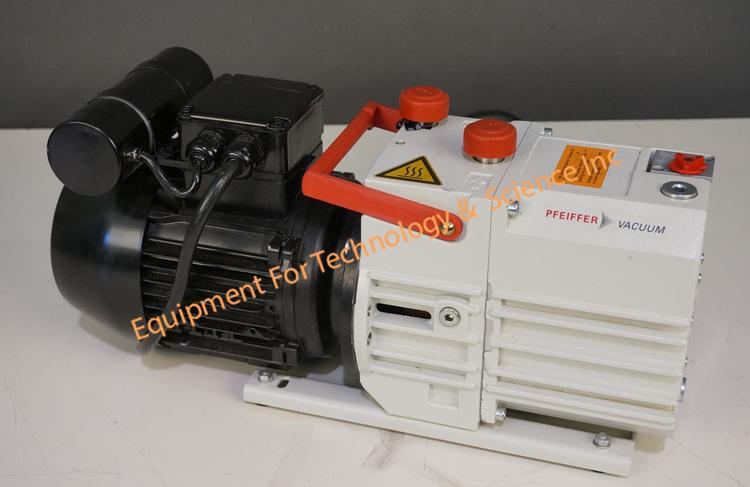 Pfeiffer DUO 5 2 stage rotary vacuum pump (Rebuilt)