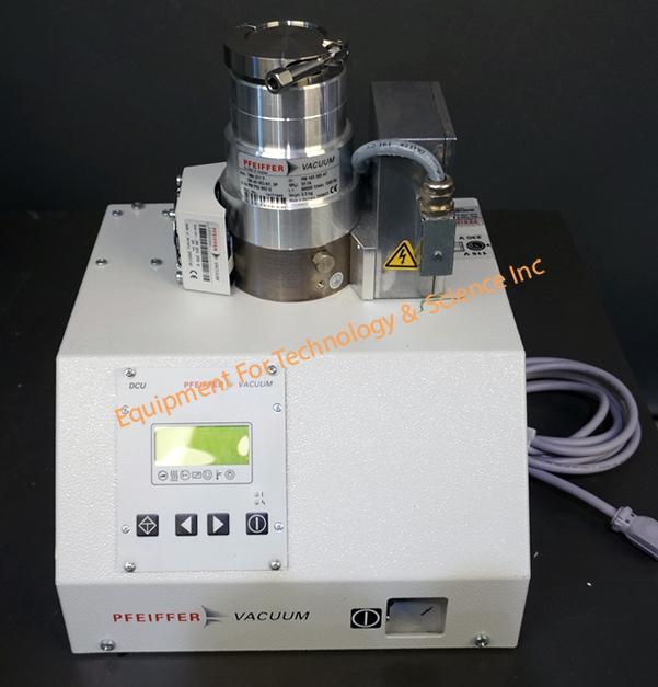 Pfeiffer TSH071E pumping system