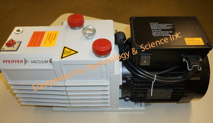 Pfeiffer DUO 20MC 14CFM magnetic coupled vacuum pump for corrosive application *BRAND NEW*