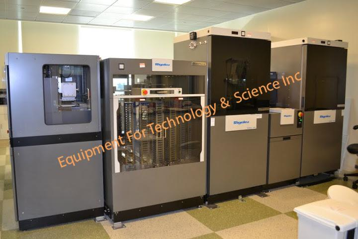 Image of Rigaku-CrystalMation-with-Minstrel-HT-Imaging-system by Equipment for Tech & Science inc