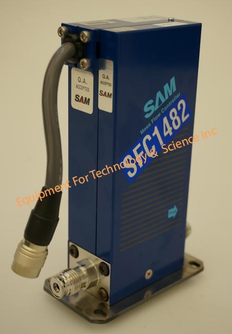 SAM SFC-1482 mass flow controller 20 SLM