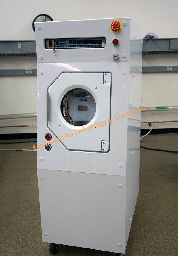 Semitool 470S spin dryer with 150mm wafer carrier