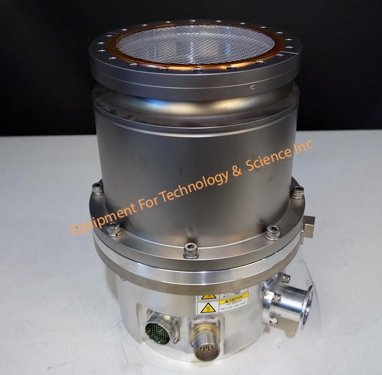 Shimadzu TMP803LM 800lps magnetically levitated turbo pump