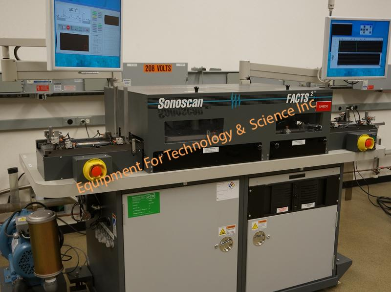 Sonoscan Facts 2 Acoustic Scanning Microscope