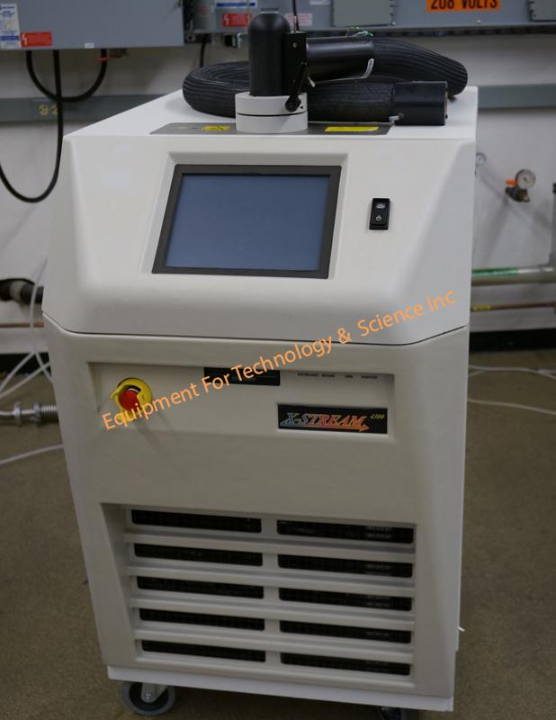 Temptronic 4300B-3X32-3 Temperature forcing system (2006)