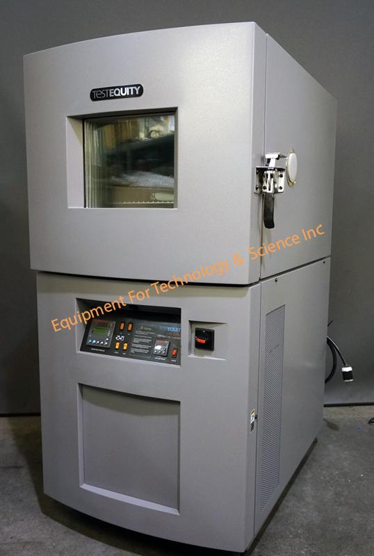 Test Equity 1007C Temperature chamber