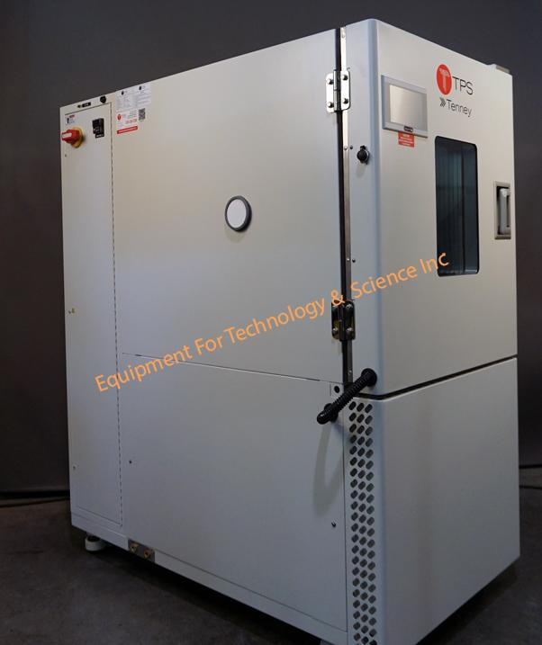 Thermal Product Solutions (TPS) C10RS2.0-A-S1-C temperature humidity chamber (2016)