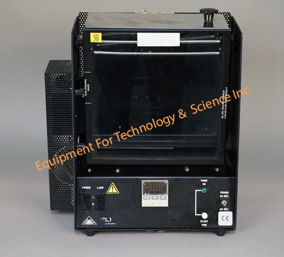 Trio Tech G203A gross leak bubble tester