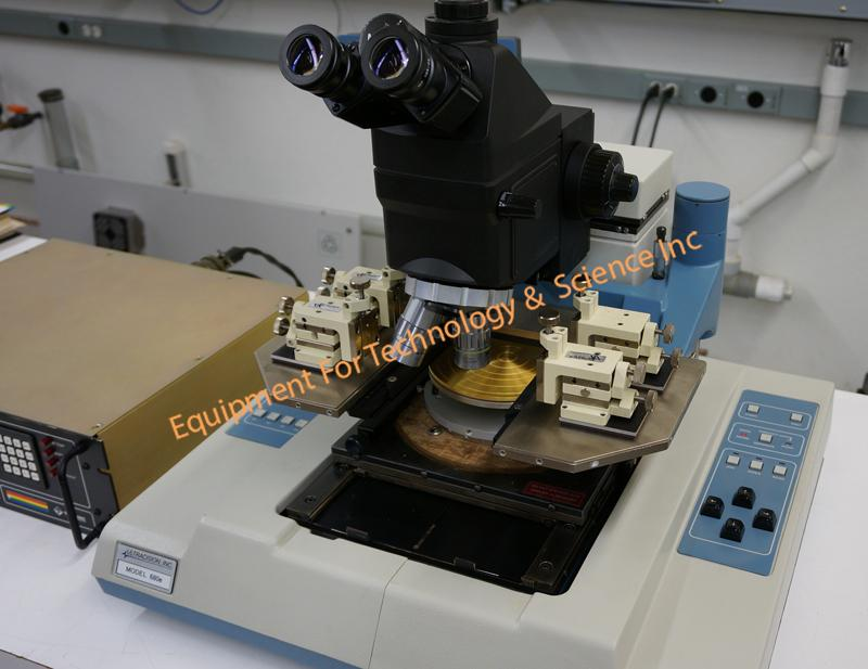 Ultracision 680e semiautomatic prober with optional 150mm thermal chuck