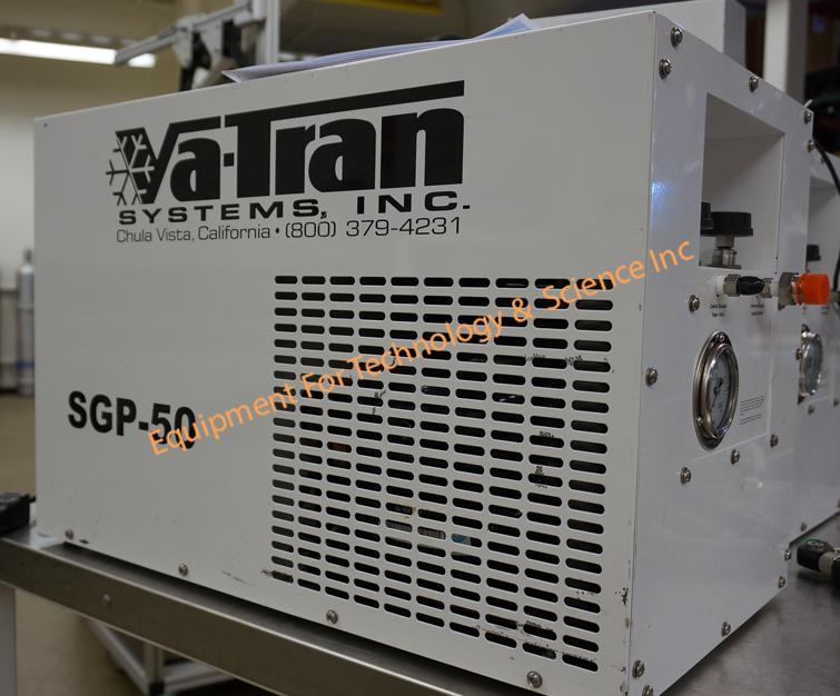 Va-Tran Systems SGP-50 CO2 purifier