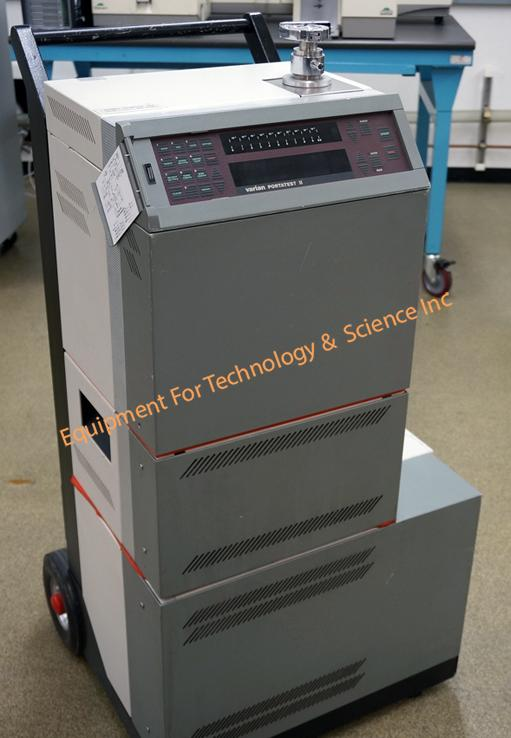 Varian 956 Portatest II leak detector