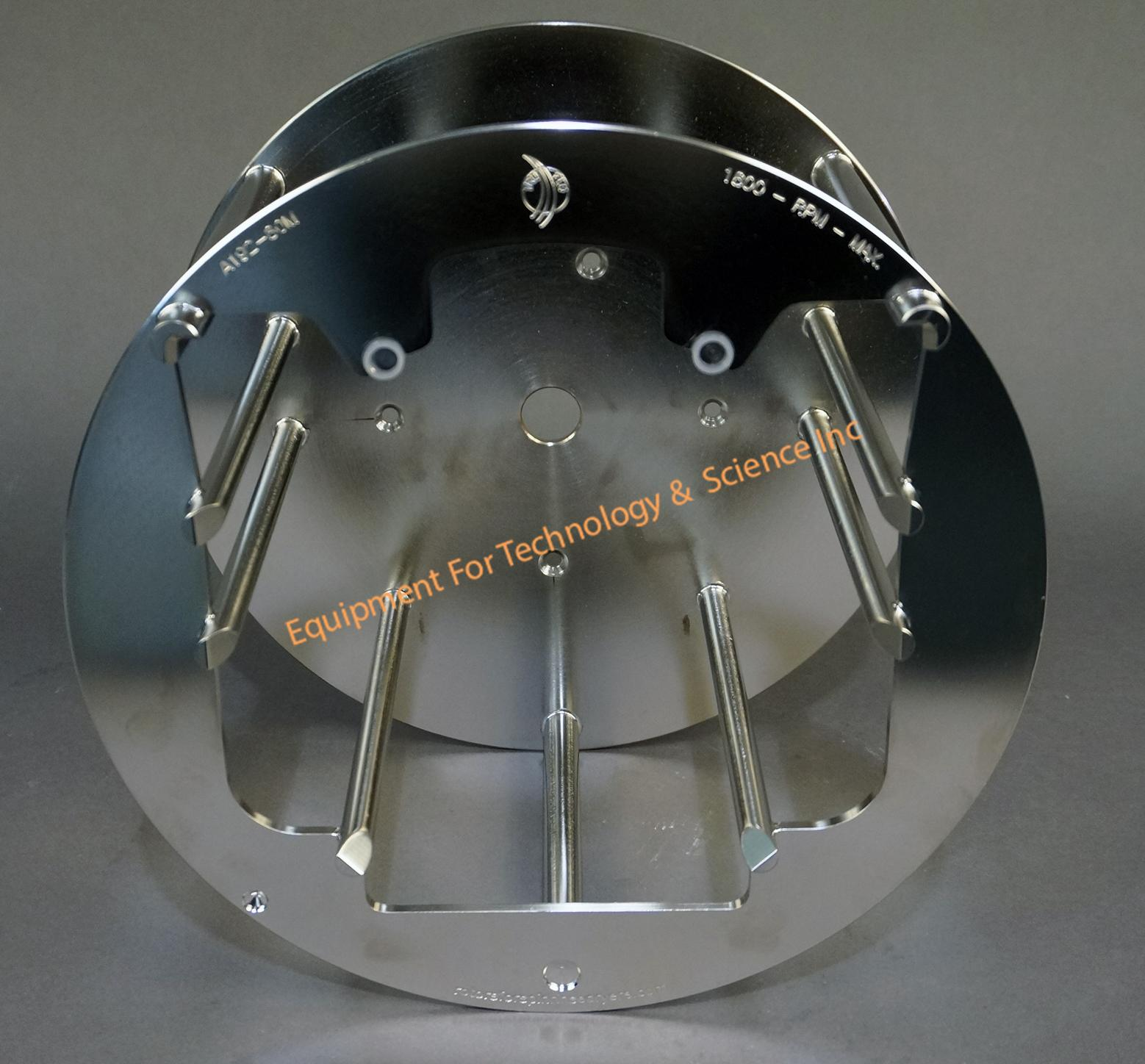 Verteq A182-80M rotor for 200mm wafers