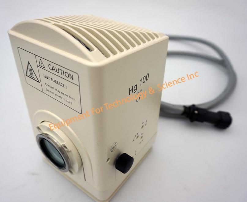 Zeiss HG100 mercury lamphouse