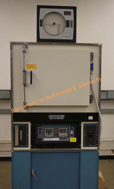 Blue M DCC-256B-M Hepa Filtered Oven