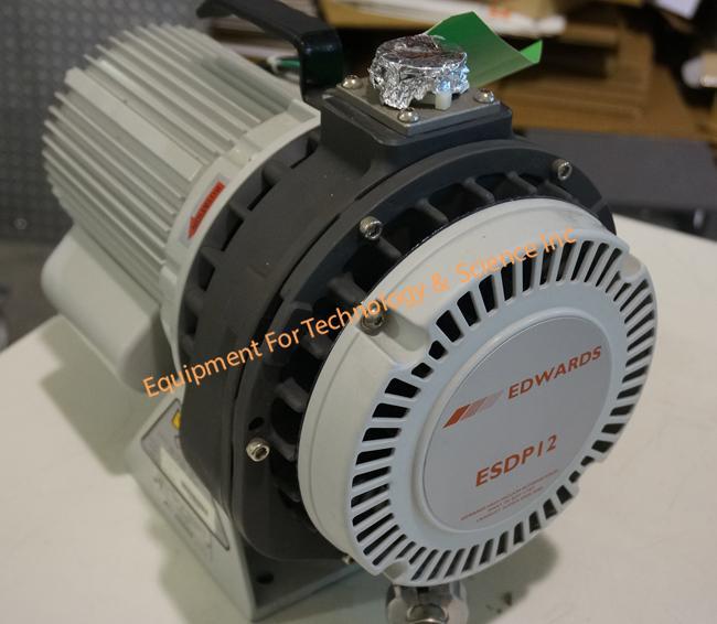 Edwards ESDP12 scroll pump