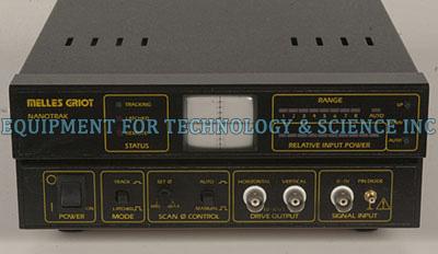 Melles Griot 17 NTT 101 NanoTrak Autoalignment System