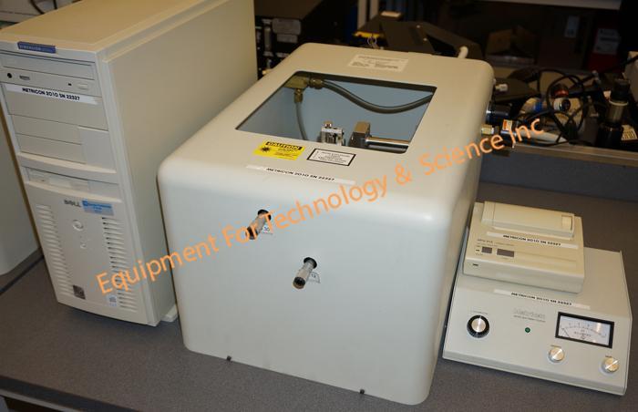 Metricon 2010 Prism Coupler 633nm, TM mode option, Ge detector